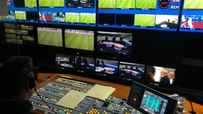 Arena Television and dock10 deliver remote gallery solution for FA Cup Final