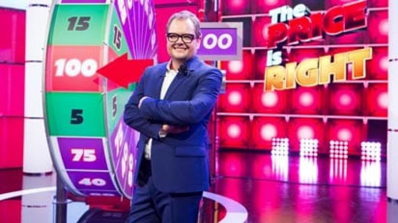 Audiences 'Come on Down' as The Price is Right is filmed at dock10