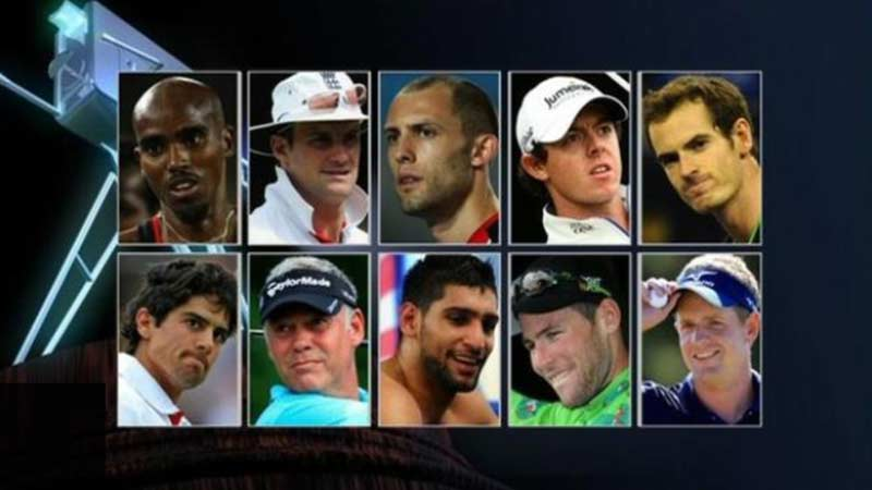 BBC announce 2011 Sports Personality of the Year top 10