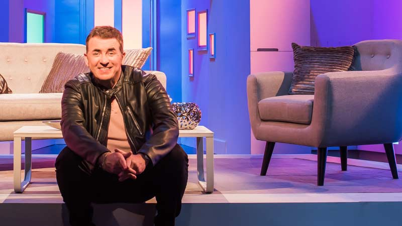 Brand new studio show - World's Most Shocking Ads with Shane Richie