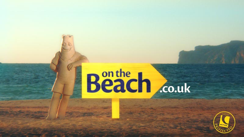dock10 brings sun, sand and smiles to a TV campaign for On the Beach