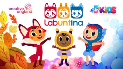 dock10 completes post production on Sky Kids' animated series Labuntina