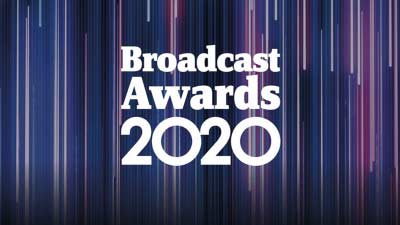 dock10 wins Best Production House 2020 at the Broadcast Awards