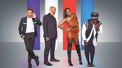 Jennifer Hudson, Olly Murs, Sir Tom Jones and will.i.am all to return for new series of The Voice UK filmed at dock10
