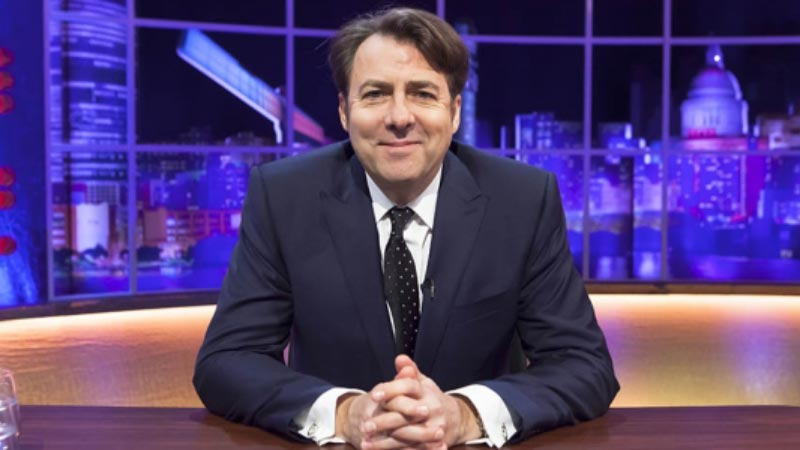 Legendary broadcaster Jonathan Ross is to host a brand new one off game show for ITV filmed at the dock10 studios