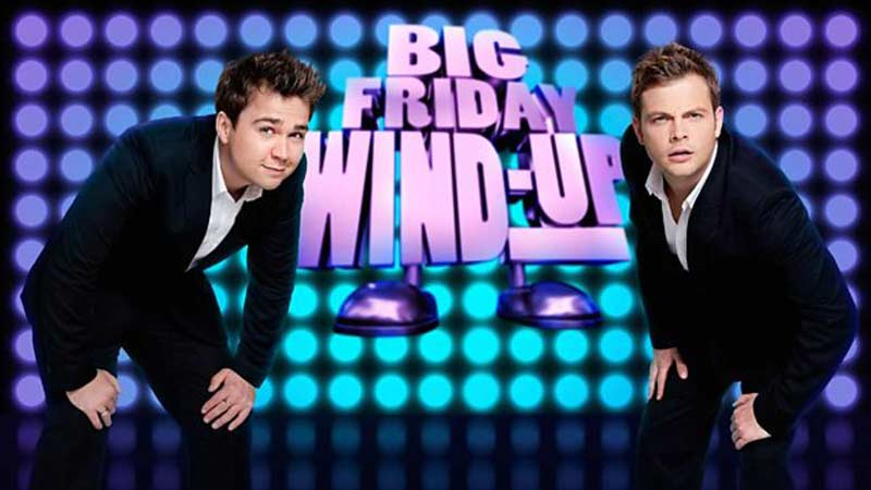 Sam & Mark return to CBBC with Sam & Mark's Big Friday Wind-Up