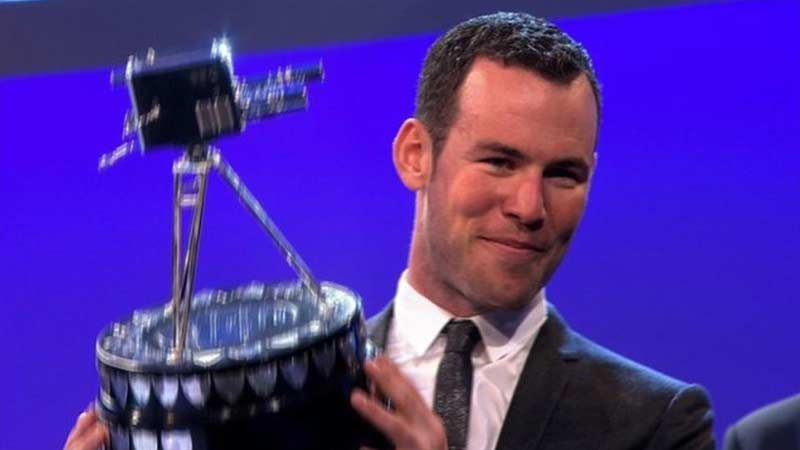 Sports Personality of the Year 2011: Mark Cavendish wins BBC award