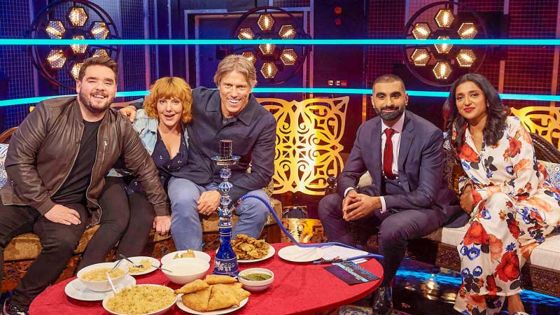 Tez Ilyas joins Channel 4 with brand new satirical news show filmed at dock10