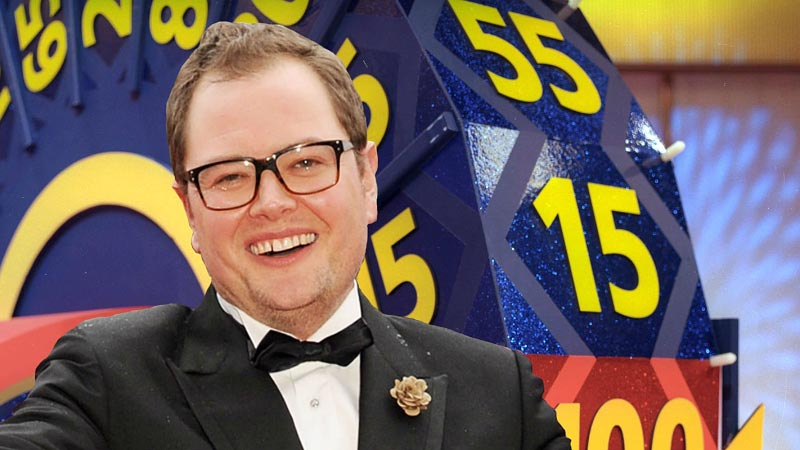 The Price is Right: Interview with Alan Carr