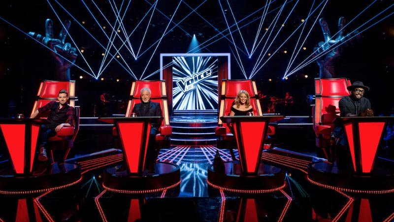 The Voice returns to dock10