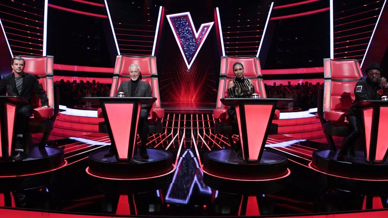 The Voice UK Blind Auditions return to dock10
